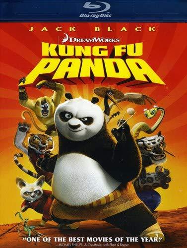 Kung Fu Panda [Blu-ray] DVD