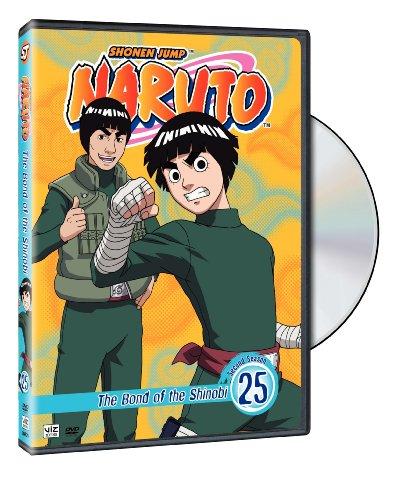 Naruto - Vol. 25 DVD