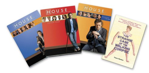 House, M.D. - Seasons 1 -3 with Book DVD