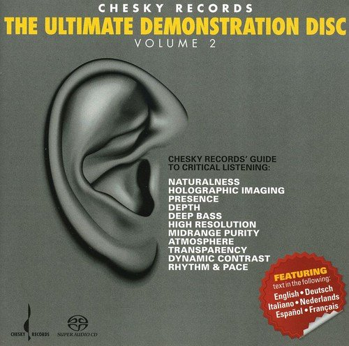 The Ultimate Demonstration Disc
