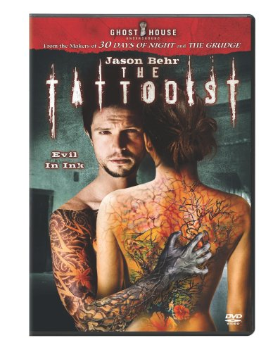 The Tattooist DVD