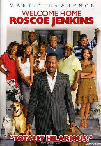 Welcome Home Roscoe Jenkins  DVD