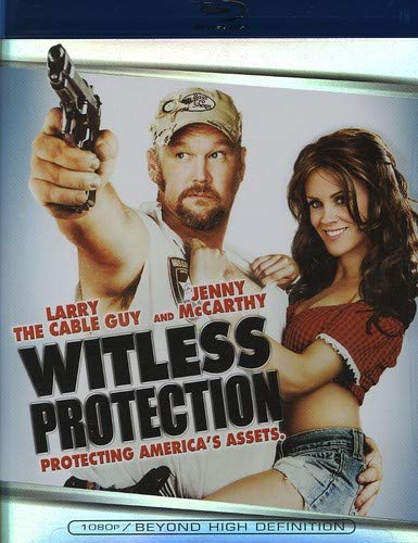 Witless Protection [Blu-ray] DVD
