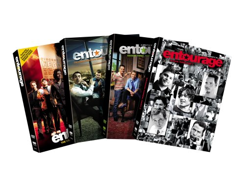 Entourage: The Complete Seasons 1-3 a and B DVD
