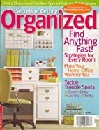 Secrets Of Getting Organized by Editors of…