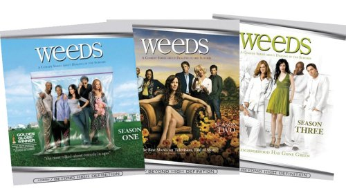 Weeds - Seasons 1-3 [Blu-ray]  DVD