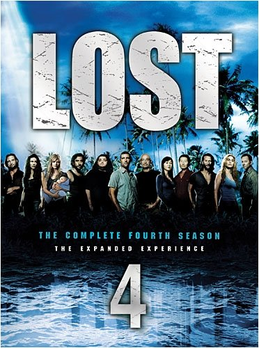 Lost - The Complete Season 4 DVD