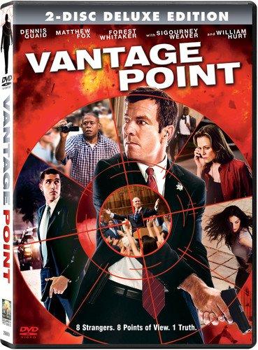Vantage Point (2008) DVD, HD DVD, Fullscreen, Widescreen ...