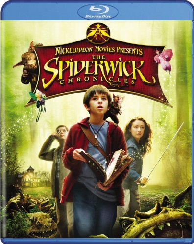 The Spiderwick Chronicles [Blu-ray] DVD