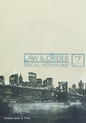 Law and Order: Special Victims Unit - The Seventh Year DVD