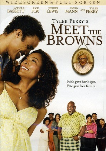 Tyler Perry's Meet the Browns part of Tyler Perry's Madea