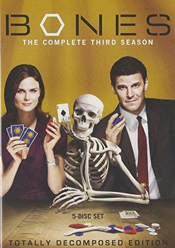 Bones - Season 3 DVD