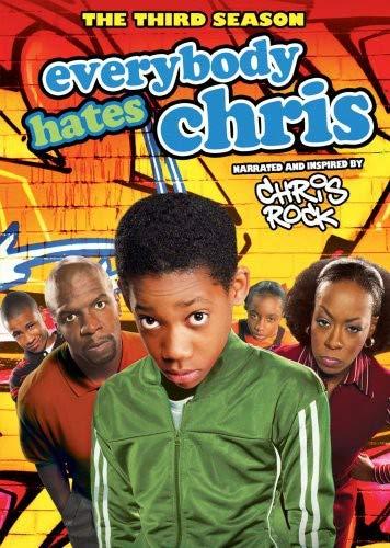Everybody Hates Chris - Season 3 DVD