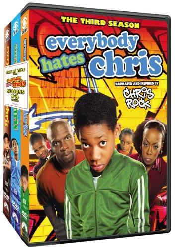 Everybody Hates Chris - Seasons 1-3 DVD