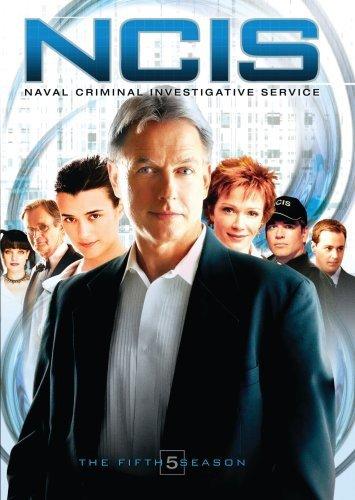 NCIS Naval Criminal Investigative Service - Season 5 DVD