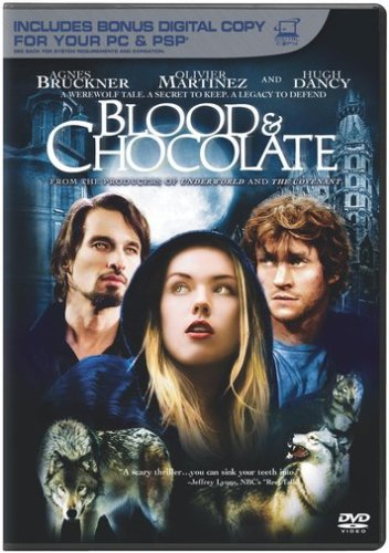 Blood and Chocolate  DVD