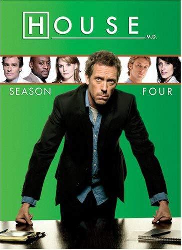 House, M.D. - Season 4 DVD