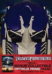 Transformers - with Optimus Prime Mask av…