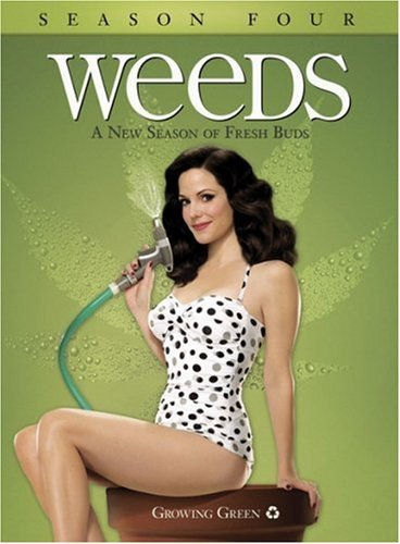 Weeds - Season 4 DVD