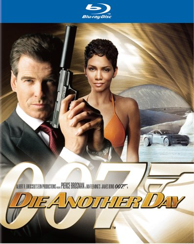 Die Another Day (James Bond) [Blu-ray]