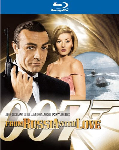 From Russia with Love (James Bond) [Blu-ray]