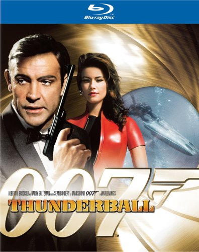 Thunderball (James Bond) [Blu-ray]