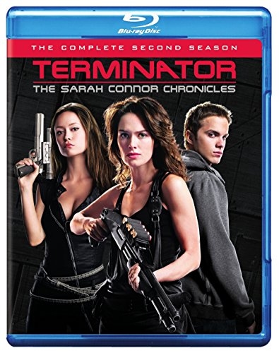 Terminator: The Sarah Connor Chronicles - The Complete Second Season [Blu-ray] DVD