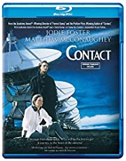 Contact [Blu-ray] af Jodie Foster