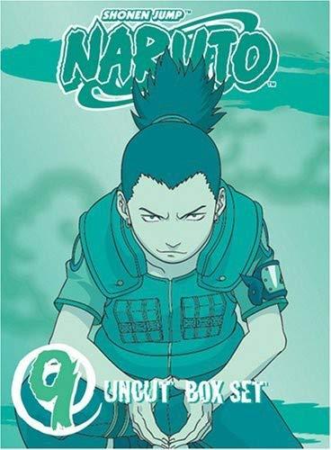 Naruto - Volume 9 [Special Edition] DVD