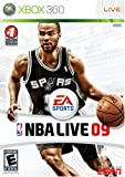 NBA Live 09 (2008) (Video Game)