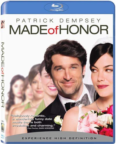 Made of Honor [Blu-ray] DVD