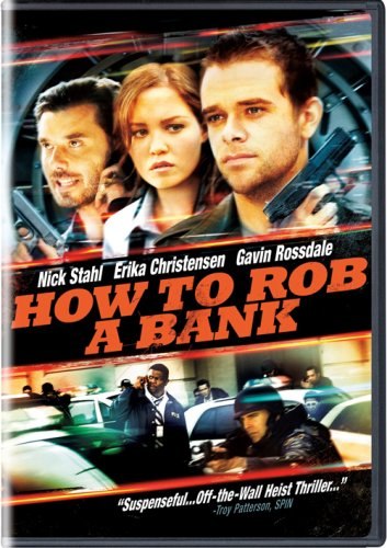 How to Rob a Bank DVD