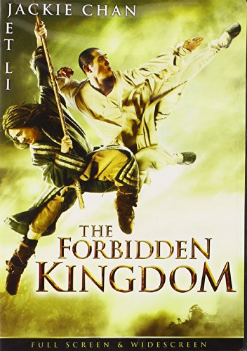 The Forbidden Kingdom DVD
