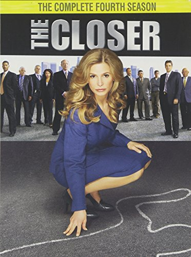 The Closer: The Complete Fourth Season DVD