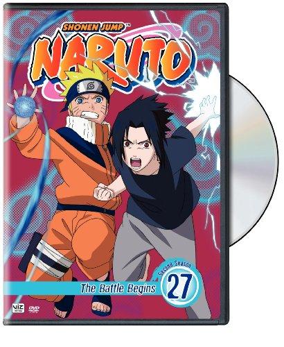 Naruto, vol. 27 DVD