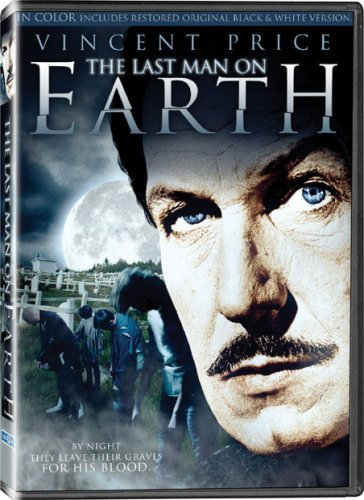 The Last Man on Earth - In COLOR! Also Includes the Original Black-and-White Version which has been Beautifully Restored and Enhanced!