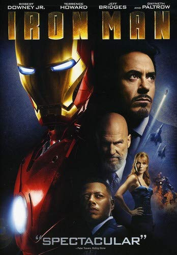 Iron Man part of Iron Man, Marvel Cinematic Universe, and The Avengers