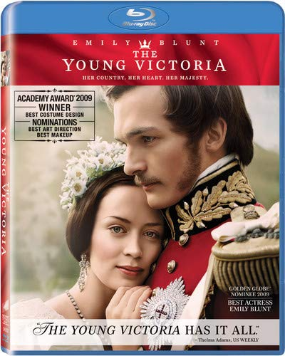 The Young Victoria [Blu-ray] DVD