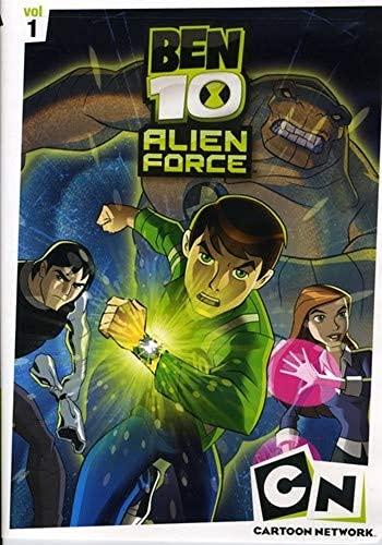 Ben 10: Alien Force: Season One, Vol. 1