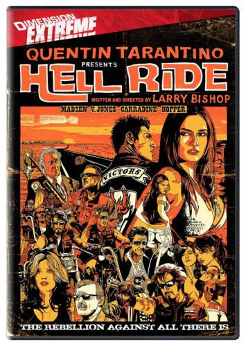 Hell Ride DVD