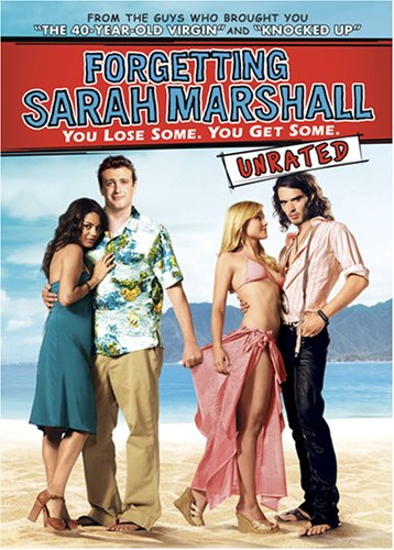 Forgetting Sarah Marshall  DVD