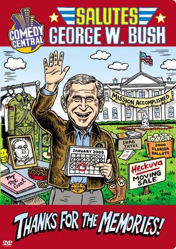 Comedy Central Salutes George W. Bush