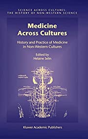 Medicine Across Cultures: History and…