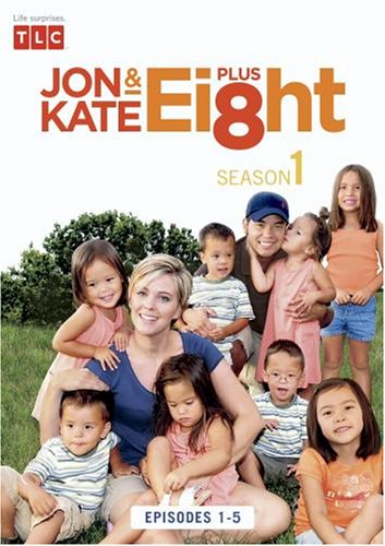 Jon & Kate Plus 8 Season 1 - Episode 1-5 DVD