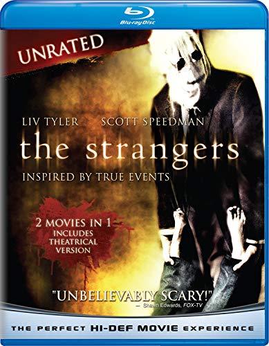 The Strangers [Blu-ray] DVD