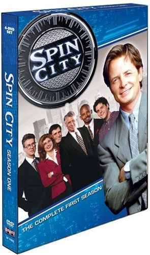 Mustang Mikey part of Spin City Season 4