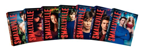 Smallville - The Complete Seasons 1-7 DVD
