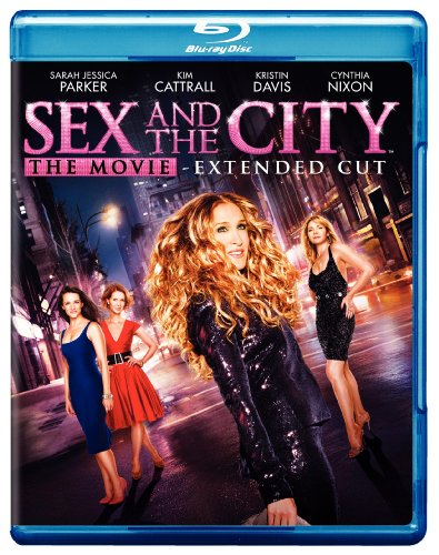 Sex and the City - The Movie [Blu-ray] DVD