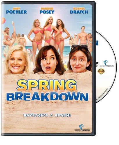 Spring Breakdown DVD