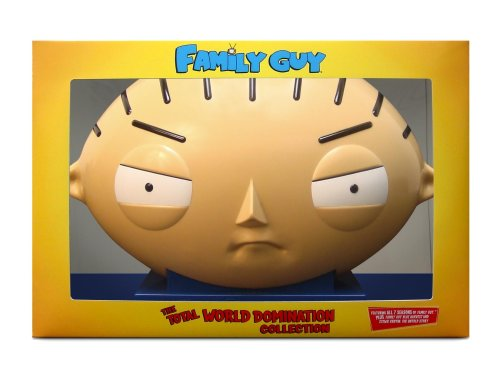 Family Guy - The Complete Collection (Stewie Head Packaging) - (Amazon.com Exclusive)